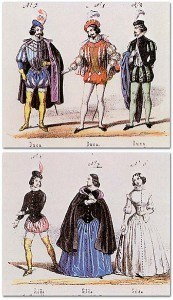 Rigoletto Costumes