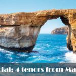 4 tenors from Malta